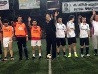 İlçe Adliyeler arası futbol turnuvasında altıncı gün