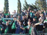 Akigolar son idmanda futbolcuları yalnız bırakmadı