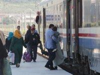 Artık trenler şehir dışından geçiyor, trafik rahatladı