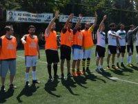 Kirazoğlu, halısaha futbol turnuvasında beşinci hafta