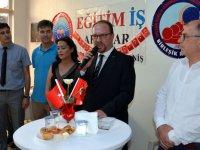 Eğitim-İş 23 Nisan Ulusal Egemenlik ve Çocuk Bayramını kutladı