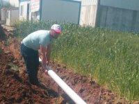 Akhisar Ulucami'ye yeni içme suyu hattı