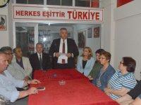 Ensivri, MHP'den Milletvekili aday adaylığını açıkladı