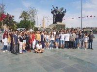 Özel Merkez Lisesi, Antalya Akdeniz Üniversitesi'ni gezdi