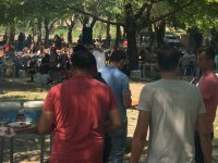 Akhisar Açık Ceza İnfaz Kurumu personeli piknikte buluştu