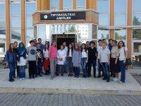 Şeyh İsa Anadolu Lisesi öğrencileri tıp fakültesinde