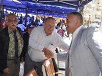 MHP Milletvekili aday adayı Ensivri'den Selendi ve Alaşehir çıkarması