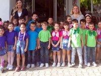 Misak-ı Milli Anasınıfsı öğrencilerinden ziyaretler