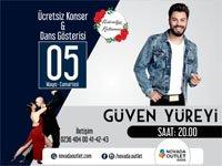 Novada'da ücretsiz Güven Yüreyi Konseri ve dans gösterileri!