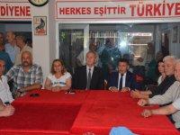 MHP'de Osman Oktay, aday adaylığını açıkladı