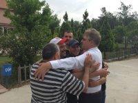 AK Parti aday adayı Karaoğlu, Akhisar bakım rehabilitasyon merkezini ziyaret etti
