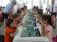 559. Çağlak Festivali, 26.Açık Satranç turnuvası başladı