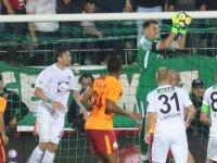 Teleset Mobilya Akhisarspor, Galatasaray'a 2-1 yenildi