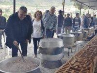 Akhisar MHP ve Doğan Ensivri Sakarkaya'da