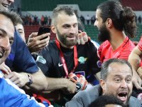 Mustafa Yumlu; Taraftarımız Gelemedi Ama Biz Onlara Kupayı Getiriyoruz
