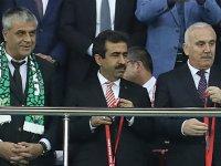 Akhisarspor Başkanı Hüseyin Eryüksel; Bileğimizin Hakkıyla Kupayı Aldık