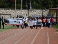 10 Mayıs Dünya Sağlık İçin Hareket Et Gününde yürüdüler