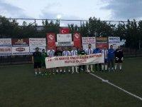 Engelliler Haftası futbol turnuvasında ikinci tur tamamlandı