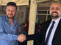 AK Parti Milletvekili Aday Adayı Savaş Altundağ, Akhisar esnafı ile buluştu