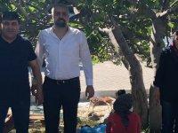 Manisa AK Parti Aday Adayı Eczacı Savaş Altundağ, mesire alanında ziyaretlerine devam etti