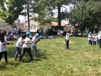Süleymanlı Şehit Mehmet Dönmez Ortaokulu'ndan 2. Geleneksel Bahar Şenliği