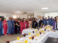 Özel Akhisar Hastanesi'nde Hemşireler Günü ve Eczacılık Günü kutlandı