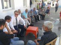 Karaoğlu, Hacı İshak Mahallesi sakinlerinin kalbini kazandı