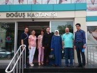 Sosyal Güvenlik Haftası ziyaretleri devam ediyor