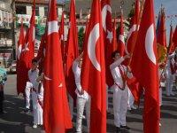 Atatürk'ü Anma ve Gençlik Spor Bayramını coşkuyla kutladık