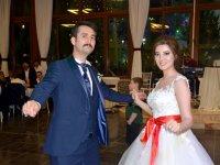 Sait ile Tuğba'nın mutlu günü