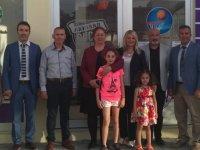 Türkiye Oryantiring Federasyonundan Akhisargücü'ne ziyaret