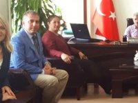 Oryantiring Başkanı Hacer Akyüz Manisa ve Akhisar 'da