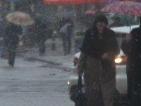 Akhisar'a yağış müjdesi