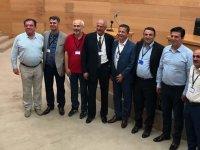 Akhisar OSB'de Ali Çınarlı güven tazeledi
