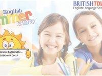 British Town ile İngilizce sınıflarına hazırlık!
