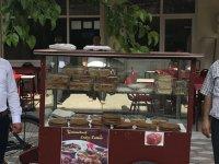 Gördes Gelin Kız Tatlısı Akhisar´ın da ramazan sofralarını süslüyor