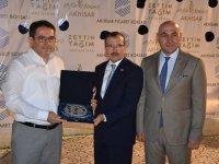 Akhisar Ticaret Borsası ödül töreni