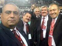 Nurullah Savaş, Ankara'dan Manisaya Selamlar