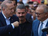 Başkan Ergün Cumhurbaşkanı Erdoğan İle Bir Araya Geldi