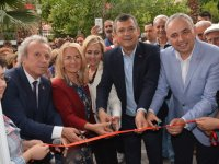 CHP'li Aday Bakırlıoğlu, seçim bürosunu açtı