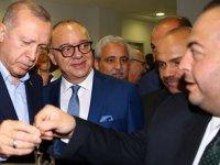 Akhisarlı oda başkanından Erdoğan'a şaşırtan hediye