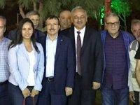 Milletvekili Uğur Aydemir, Manisa basını ile iftarda buluştu