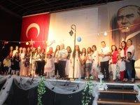 """Zeynep Gülin Öngör MTAL'de """"Şiirsel Ezgiler"""""""