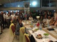 İzmir'deki Akhisarlılar iftarda buluştu