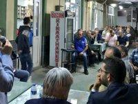 Uğur Aydemir, Seyitahmet Mahallesini kararını vermiş; durmak yok yola devam