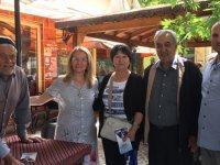 Gelenbe'de Hacet'e büyük ilgi