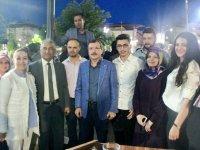 Milletvekili Uğur Aydemir, güçlü Türkiye için destek istedi