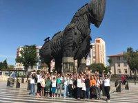 Aybek Turizm'in bu haftaki rotası Çanakkale oldu