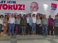 CHP Milletvekili adayı Bakırlıoğlu; Sarıgöl de artık tamam diyor