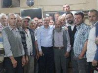 AK Parti Manisa Milletvekili Uğur Aydemir, Kula ilçesini ziyaret etti